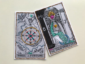 Video Class with Kit - Photo Embroidery (Tarot Cards)