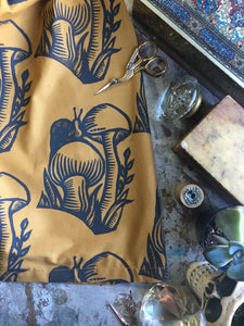 Introduction to Hand Block Printing - by Mindy Schumacher (AM)