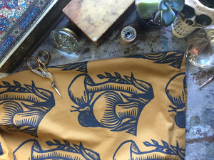 Introduction to Hand Block Printing - by Mindy Schumacher (PM)