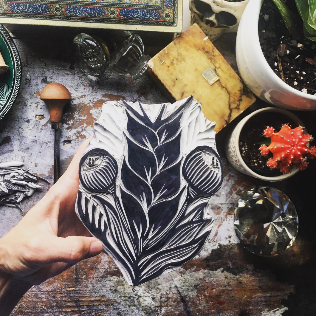 Botanical Printmaking, Oct 26, 2:30-5:30
