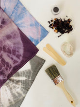 Load image into Gallery viewer, Shibori Mix Kit (4 different Colors) Plus Class Recording