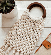 Load image into Gallery viewer, Macrame Bag Workshop Sept 14, 10:30-1:30