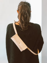 Load image into Gallery viewer, VIRTUAL WORKSHOP - 04/04/20 Leather Waist Pack