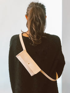 VIRTUAL WORKSHOP - 04/04/20 Leather Waist Pack