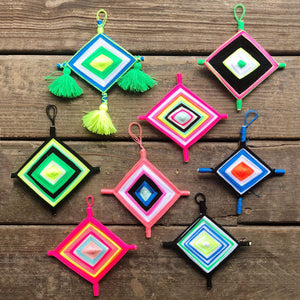 Ojos De Dios (God's Eye) Weaving Workshop
