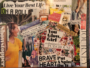 Makers Lab - Vision Boards
