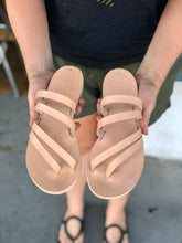Load image into Gallery viewer, Leather Sandal Making Workshop
