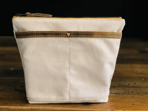 Sewing - Zippered Pouch with Pockets - with Raquel Olivo (PM)
