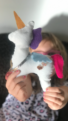 KID KIT - Stuffed Unicorn