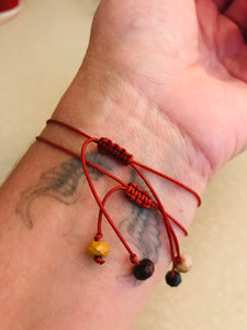 VIRTUAL WORKSHOP - 05/23/20 Macrame Word Bracelet