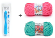 Load image into Gallery viewer, Free V.O.T.E. Crochet-Along (Pattern by London Kaye)