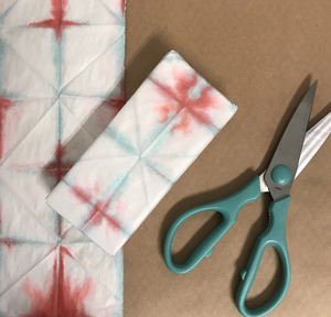 ONLINE - FREE COMMUNITY CLASS - Itajime Wrapping Paper