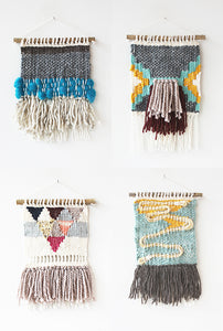 Introduction to Weaving, Oct 12, 10:30-1:30