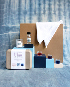 NEUTRAL KALEIDOSCOPE DYE KIT - From WE GATHER