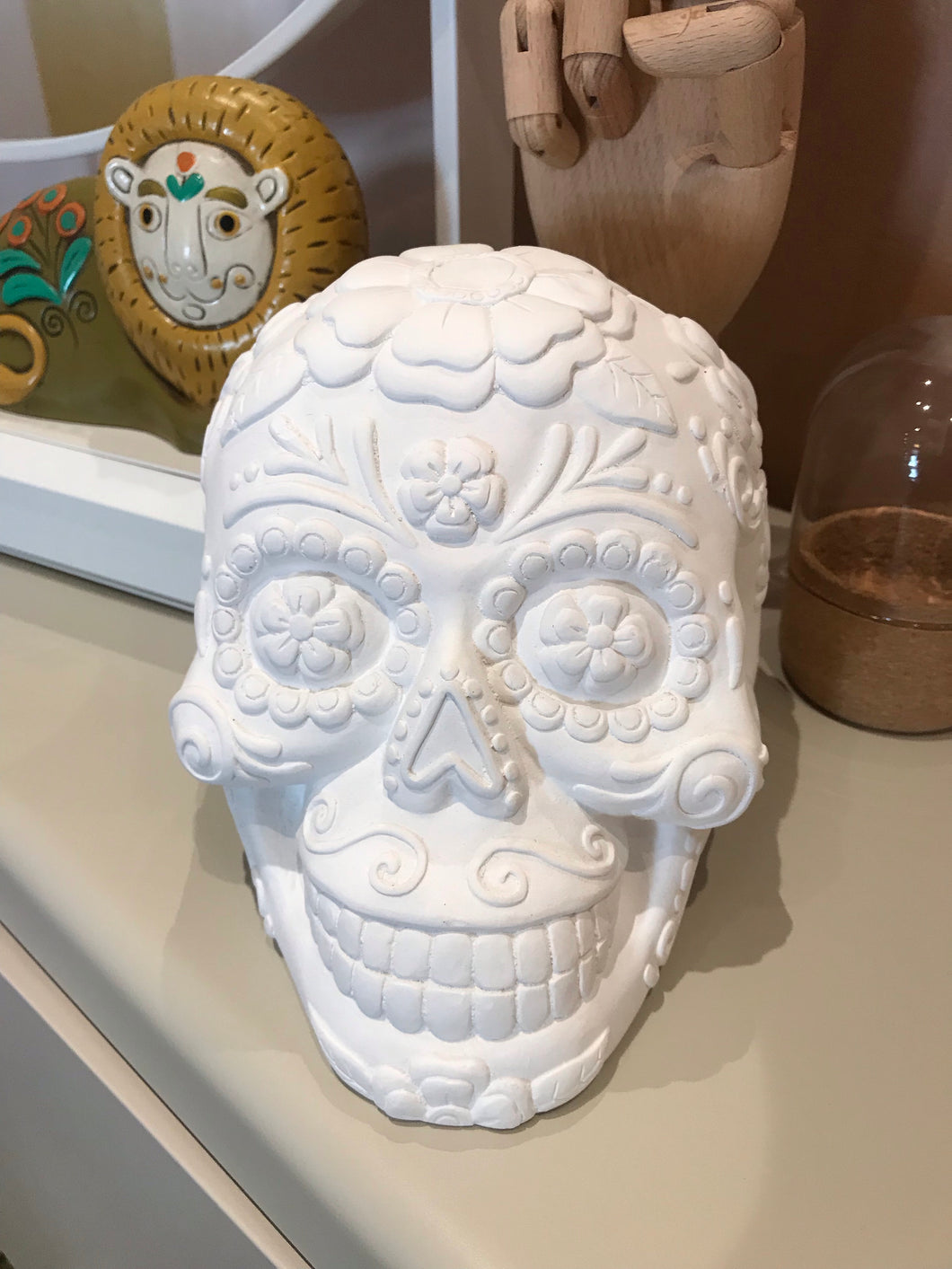PRIVATE Skull Decorating Workshop