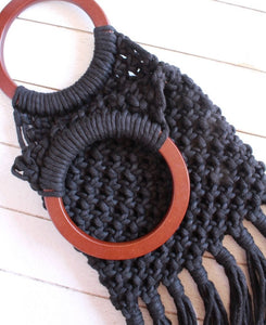 Macrame Bag Workshop Sept 14, 10:30-1:30