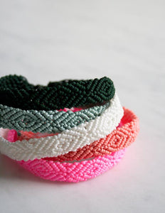 Makers Lab - Friendship Bracelets