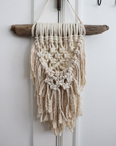 Macrame Wall Hanging - with Chrysteen Borja of Waverly Knots PM