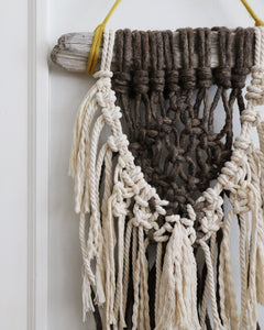 Macrame Wall Hanging - with Chrysteen Borja of Waverly Knots AM