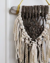 Load image into Gallery viewer, Macrame Wall Hanging - with Chrysteen Borja of Waverly Knots PM