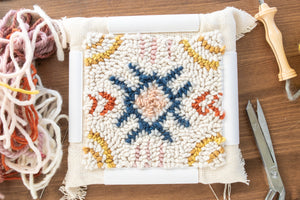 Intro to Punch Needle Oct 12, 2:30-5:30