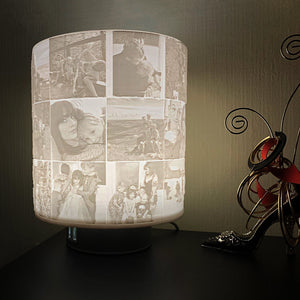 27 Photo Free Rotating Lamp Shade