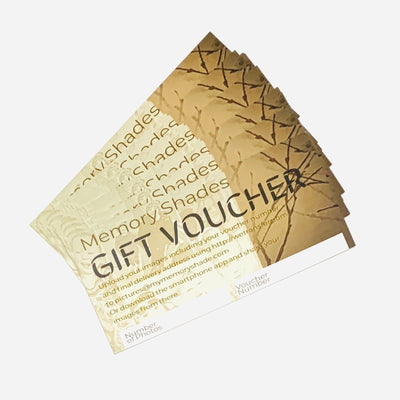 Photo Touch Lamp Gift vouchers