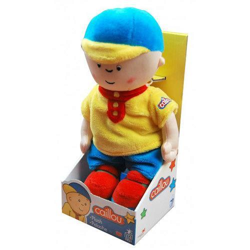Caillou Plush Doll [10 Inches]