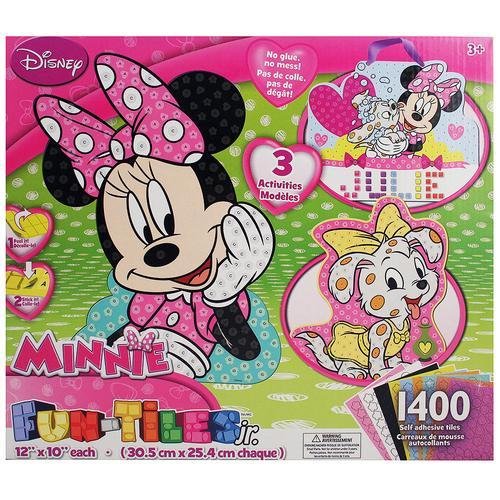 Minnie-Mouse Bow-tique Fun Tiles Jr.