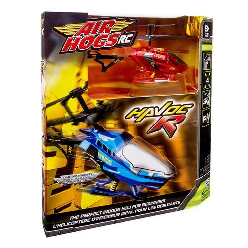 Air Hogs R/C Havoc R Heli [Red - Channel A]