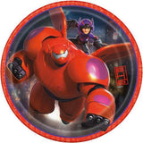 Big Hero 6 Dinner Plates [9 inches - 8 Per Pack]