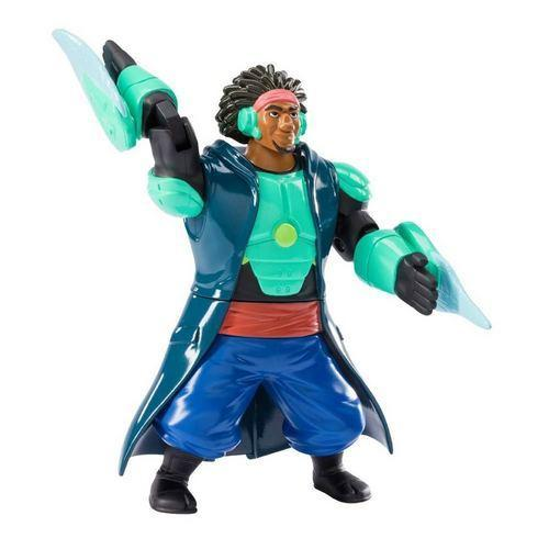 Big Hero 6 Plasma Slashing Wasabi Figure