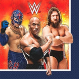 WWE Luncheon Napkins [16 per Pack]