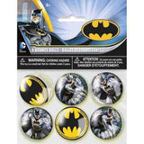 Batman Bounce Balls [6 Per Package]