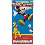 Mickey Mouse Clubhouse Plastic Tablecover