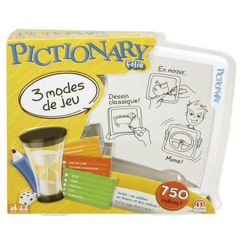 Pictionary - Jeu De Socit ducatif - Folie