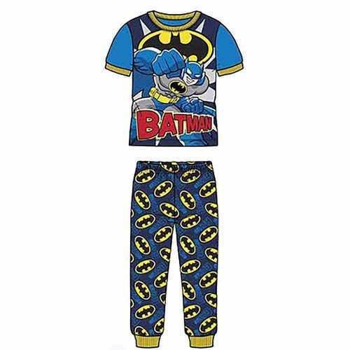 Batman Boys' 2-Piece Pajama Set [Size 2]