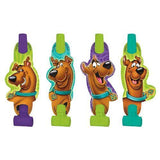 Scooby-Doo Party Blowouts [8 Pack]