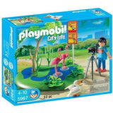 Playmobil Flamingo Playset [5967]