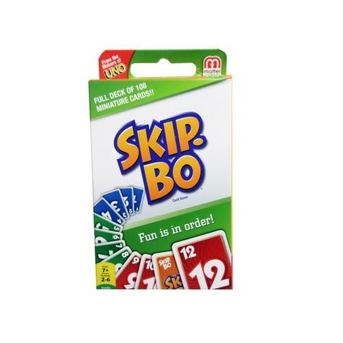 Skip-Bo Mini Card Game