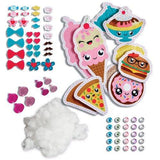 Sew Cool Stuffed Characters 5 Project Kit - Food