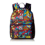 Pokemon Canvas Backpack - School Bag - All Over Print - Jolteon
