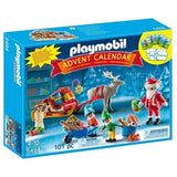 Playmobil Santa's Workshop Advent Calendar [5494]