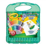 Crayola Pip-Squeaks Washable Marker and Paper Kit [25 Markers]