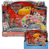 Disney Cars Giant Art and Activity Tray