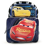 Disney Pixar Cars Lightning McQueen Rust-eze Backpack for Kids - 16 Inches