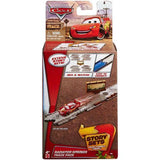 Disney Pixar Cars - Story Sets - Radiator Springs Track Pack