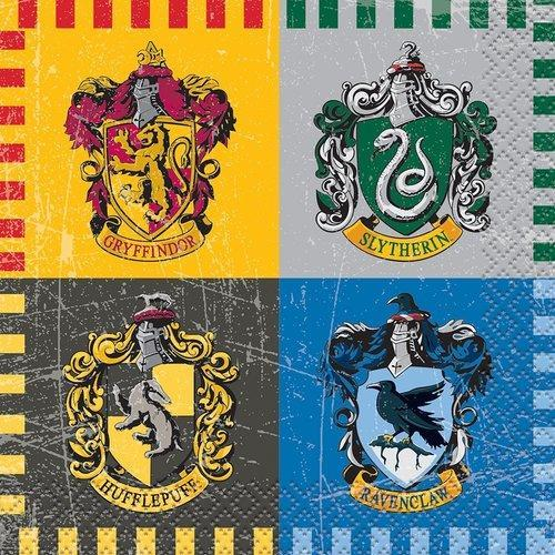 Harry Potter Beverage Napkins [16 per pack]