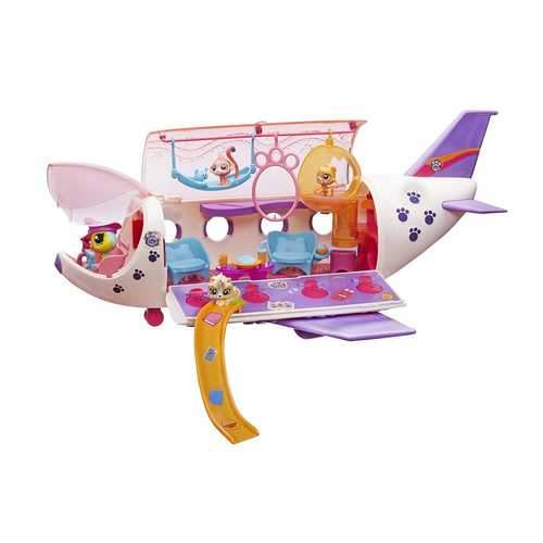 Littlest Pet Shop LPS Jet