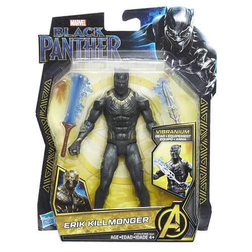 Marvel Black Panther 6 Inch Figure [Erik Killmonger]